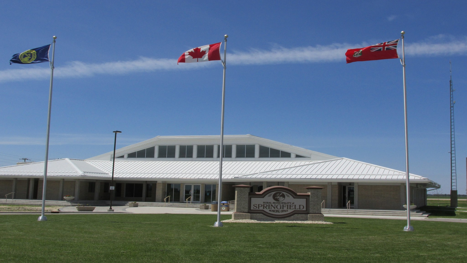 RM of Springfield Manitoba's First Rural Municipality